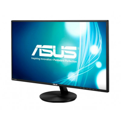 Монитор 19.5' Asus VS207DF Black / LED TN FullHD 1366x768 (16:9) 5мс / 600:1, 200 кд/м2, 90°/65° / VGA