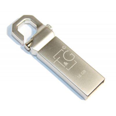 USB Flash Drive 16Gb T G 027 Metal series / TG027-16G