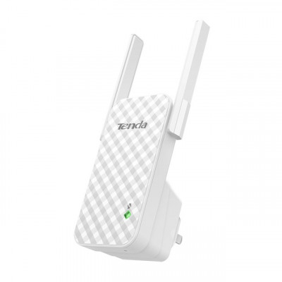 Wi-Fi повторитель Tenda A9 White Range Extender, 300Mbps, travel Router