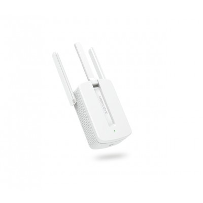 Wi-Fi повторитель Mercusys MW300RE Range Extender, 300Mbps, travel Router