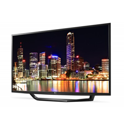 Телевизор 43' LG 43LH590V, LED Full HD 1920x1080 450Hz, Smart TV, HDMI, USB, VESA (200x200) (-)