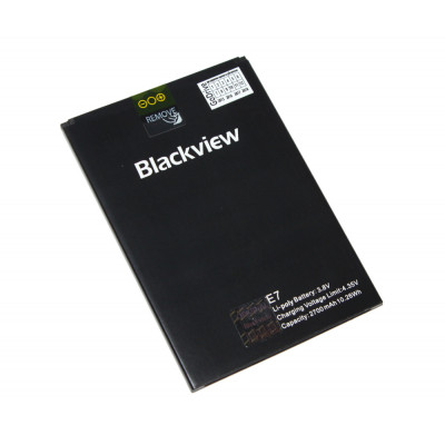 Аккумулятор Blackview E7/S, Original, 2700mAh