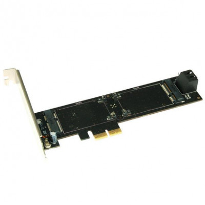 Контроллер PCI-Express X1 - STLab A-560 RAID SSD+SATAIII 6Gbps 4 канала (3HDD+1SSD) Marvell Hyper Duo PCI-E