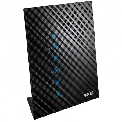 Роутер ASUS RT-AC52U, Wireless-AC750  (802.11ac, 433Mbps (5GHz)/802.11n, 300 Mbps (2.4GHz), 2.4Ghz/5Ghz con-current dualband, AiCloud/AiRadar/3G   4G Sharing/Printer Server/File Server) + Wireless-AC450 USB adapter, 802.11ac, 433Mbps (5GHz)