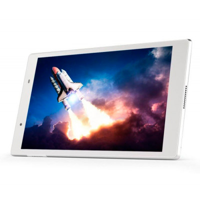 Планшетный ПК 8' Lenovo Tab 4 LTE (ZA2D0017UA) Polar White, 16Gb, емкостный Multi-Touch (1280x800) IPS, Qualcomm Snapdragon 425 1.4GHz, RAM 2Gb, ROM 16Gb, MicroSD (Max 128Gb), GPS+ГЛОНАСС, LTE, Wi-Fi, BT, 2 Cam (5Mp+2Mp), 4850 mAh, Android 7.0