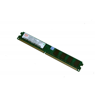 Память 2Gb DDR2, 800 MHz (PC6400), Hynix Original, CL6 (HYMP2GB64CP8J-JCC)