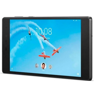 Планшетный ПК 7' Lenovo Tab4 7 Essential TB-7304F (ZA300132UA NBC) Black, емкостный Multi-Touch (1024x600) IPS, MediaTek MT8167D Quad Core 1.3GHz, RAM 1Gb, ROM 16Gb, microSD (max 64Gb), A-GPS, no 3G, Wi-Fi, BT, 2 Cam (2Mp + 2Mp), 3450mAh, Android 7.0