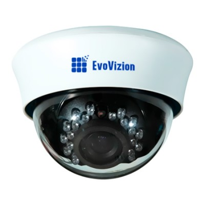 IP камера EvoVizion IP-2.4-537VF (PoE), White, 2.4Mp, OV9732, 1920×1080, H.264/JPEG/AVI, f=2.8 мм, ИК-подсветка до 20 метров, RJ45, IP66, 128 x 98.5 мм