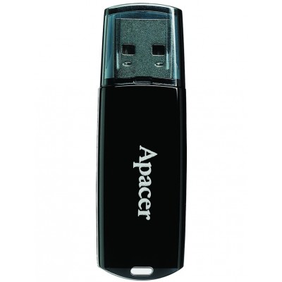 USB Flash Drive 32Gb Apacer AH322 Black / AP32GAH322B-1