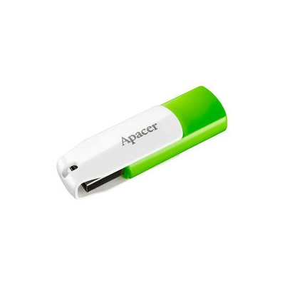 USB Flash Drive 16Gb Apacer AH335 Green / AP16GAH335G-1