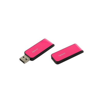 USB Flash Drive 16Gb Apacer AH334 Pink / AP16GAH334P-1