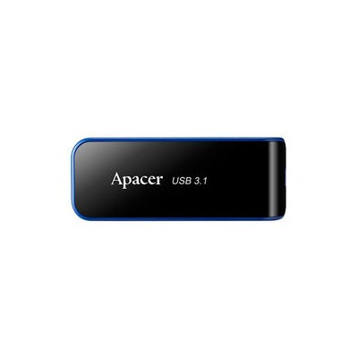 USB 3.1 Flash Drive 16Gb Apacer AH356 Black / AP16GAH356B-1