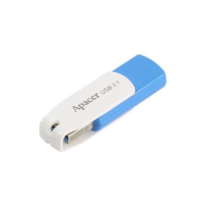 USB 3.1 Flash Drive 16Gb Apacer AH357 Blue / AP16GAH357U-1