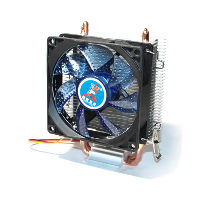 Вентилятор CPU Cooling Baby R90 BLUE LED 775/1150/1151/1155/1156/FM1/FM2/AM4/AM2/AM2+/AM3 93*133*130 мм