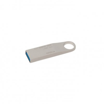 USB 3.0 Flash Drive 128Gb Kingston DataTraveler SE9 G2 / 32/6Mbps / DTSE9G2/128GB