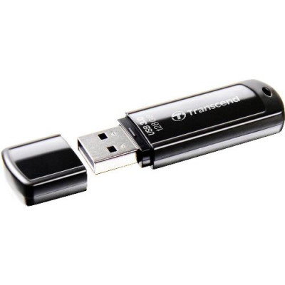 USB 3.0 Flash Drive 128Gb Transcend JetFlash 700, Black (TS128GJF700)
