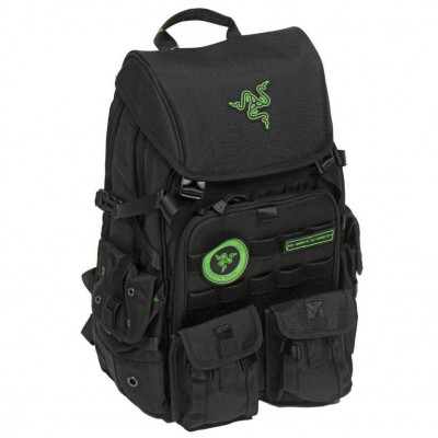 Рюкзак 17.3' Razer Tactical Pro Backpack, Black, нейлон, 32 x 47 x 19 см (RC21-00720101-0000)