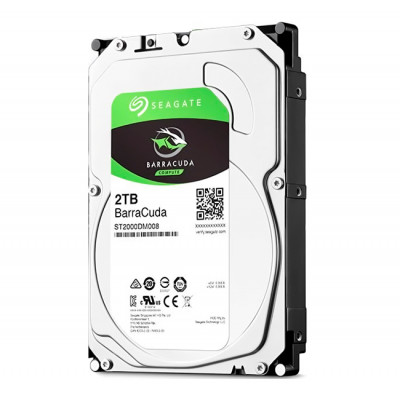 Жесткий диск 3.5' 2Tb Seagate Enterprise Capacity, SATA3, 256Mb, 7200 rpm (ST2000DM008)