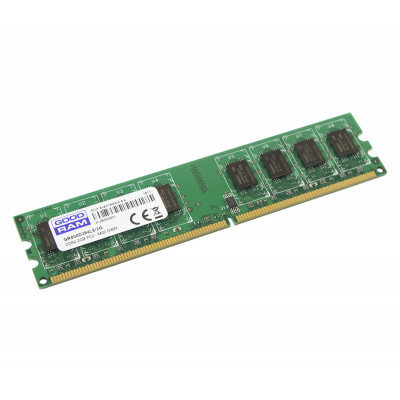 Память 2Gb DDR2, 800 MHz, Goodram, CL6 (GR800D264L6/2G)