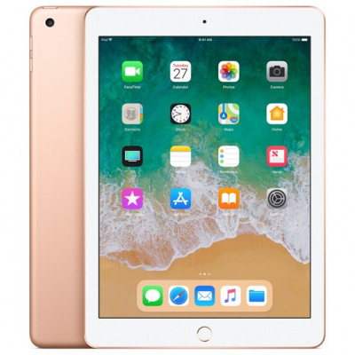 Tablet PC Apple iPad 9.7 2018 A1893 Wi-Fi 128GB Gold (MRJP2) (6th Generation) (14 дней)