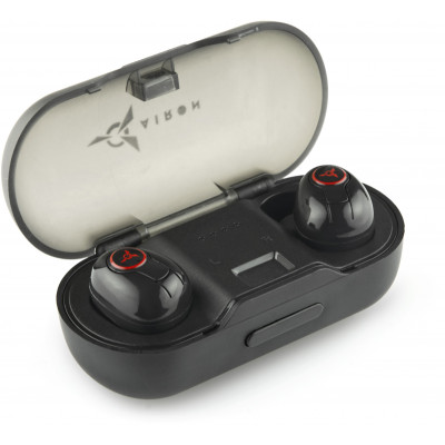 Гарнитура AirTune Freedom, Black, Bluetooth 2.0 + EDR, 100 ч/3,5 ч, 10 м, 10 г