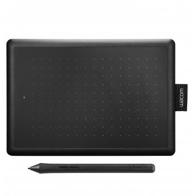 Планшет Wacom One by Small Black (CTL-472-N)