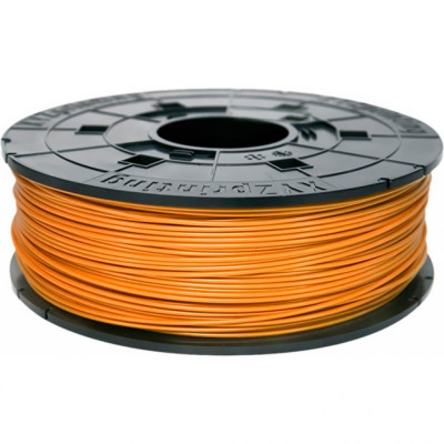 Пластик для 3D-принтера da Vinci F, 1.75 мм, 600 г, Orange, XYZprinting Filament (RF10XXEUZTH)
