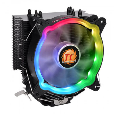 Вентилятор CPU Thermaltake UX200 ARGB Lighting CPU Cooler (CL-P065-AL12SW-A) 2011/1150/1151/1155/1156/FM1/FM2/AM2/AM2+/AM3/AM3+