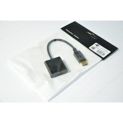 Переходник Atcom DisplayPort(male) -HDMI(female) кабель